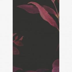 Visitenkarte Dark Floral