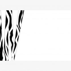Grußkarte Animal Print