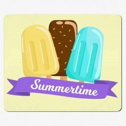Textil-Mousepad Summertime
