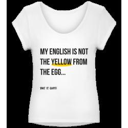 T-Shirt Motiv Yellow From...