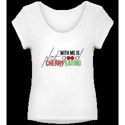 T-Shirt Motiv Cherry Eating