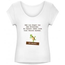 T-Shirt Motiv Spruch...